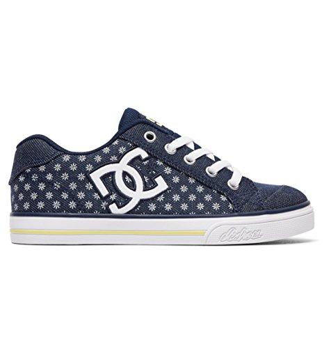 DC Shoes Chelsea TX SP, Sneakers Basses Fille