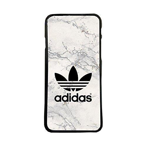 Hülle Tasche für mobile logo adidas marmor retro logo Gehäuse Hülle - Samsung Galaxy S8