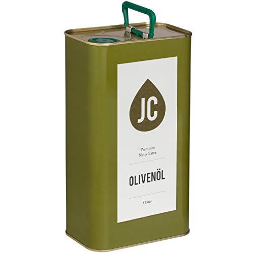 JC Olivenöl - JC Huile d'Olive - Supérieure Extra Vierge - Region Kalamata, PDO...