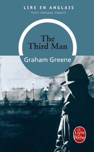 The third man par Graham Greene
