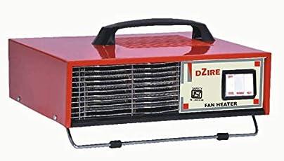 Dzire MARK-1 Cool Warm Hot Fan Heater Room Heater (Dual Mode)
