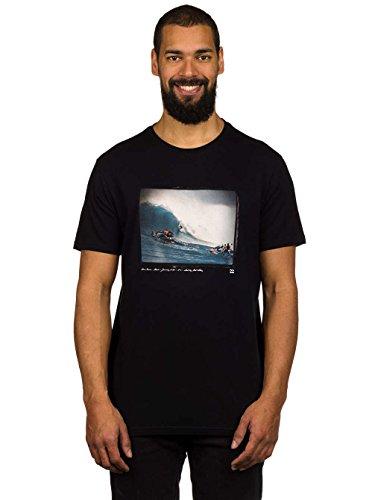 Herren T-Shirt Billabong Shane 01-16-16 T-Shirt Black