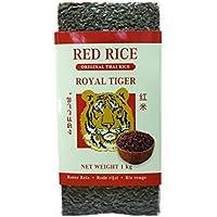 Royal Tiger Arroces Rojos - Paquete de 10 x 1000 gr - Total: 10000 gr