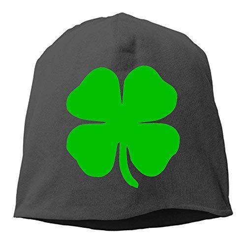 1c19c0d87 ASKYE St Patricks Day Irish Proud Winter Beanie Skull Cap Warm Knit Ski  Slouchy Hat Durable