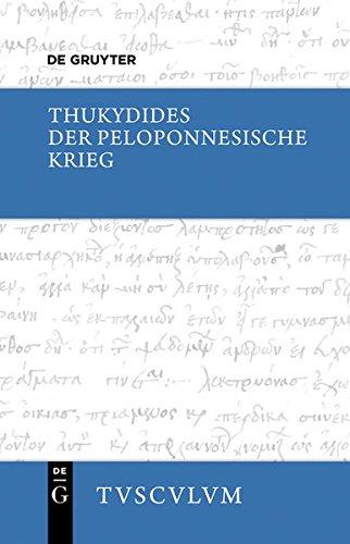 Der Peloponnesische Krieg (Sammlung Tusculum)