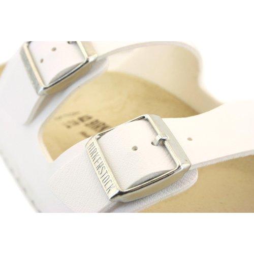 Birkenstock ARIZONA  BF 51751 Unisex-Erwachsene Clogs & Pantoletten (normal) Weiß
