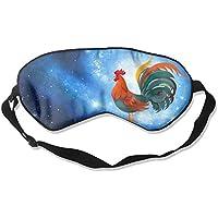 Art Chicken 99% Eyeshade Blinders Sleeping Eye Patch Eye Mask Blindfold For Travel Insomnia Meditation preisvergleich bei billige-tabletten.eu