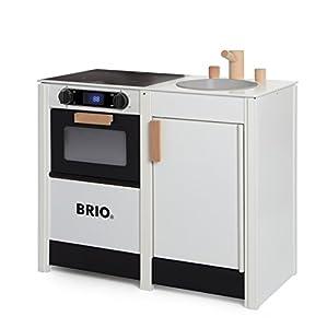 Brio 31,360 - Combi Cocina con Estufa y Fregadero, Juguetes de Cocina