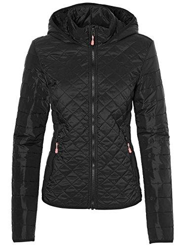O'Neill Damen Transit Streetwear Jacket Black Out