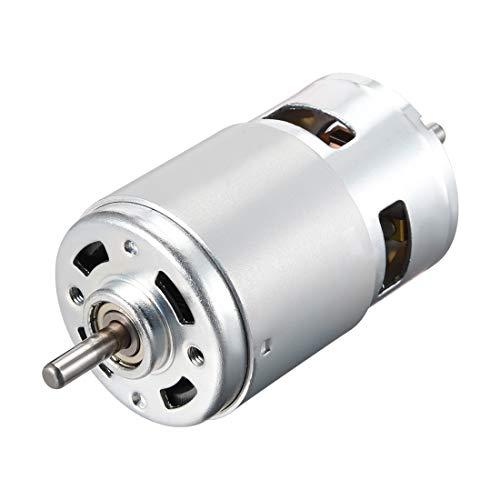 r 12 V 11000-12000 U/min 1,15 A Elektromotor Rundschaft für RC Boot Spielzeug Modell DIY Hobby ()