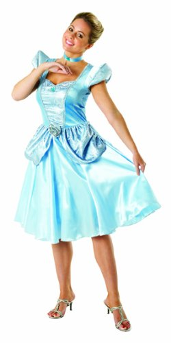 Rubie's Disney Märchen Damen Kostüm Prinzessin Cinderella Aschenputtel Gr.L