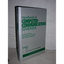 Handbook of Computer Communications Standards: Open Systems Interconnection Model v. 1