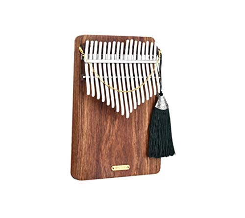 Kalimba, piano dedo, piano pulgar 17 teclas, adecuado