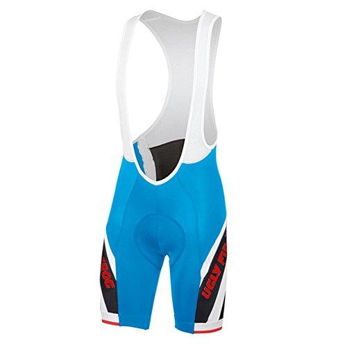 Uglyfrog BK05 2016 Neue klassische Herren Outdoor Radfahren Trägerhose Triathlon Bekleidung Trägershorts (Bekleidung Triathlon Craft)