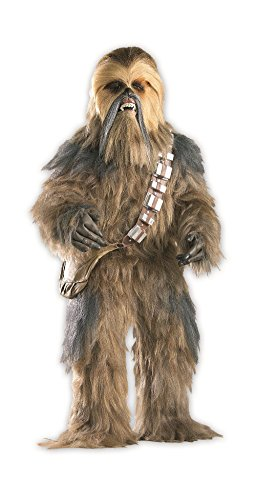 Rubie's 3 909878 - Supreme Edition Chewbacca Kostüm, Größe M/L