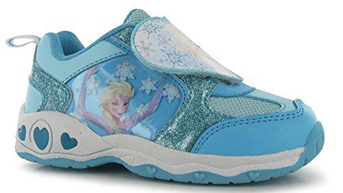 Character , Baskets mode pour fille Taille Unique Disney Frozen