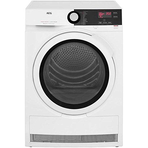 AEG T7DBE831R 7000 Series Heat Pump Tumble Dryer White