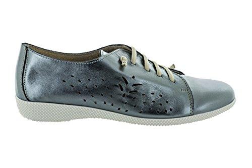 Chaussures de Ville VALERIA Femme 62-10641 Argent