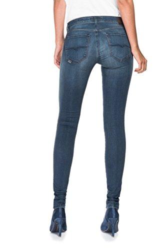 Salsa - Jeans Colette, Skinny - Damen Grün