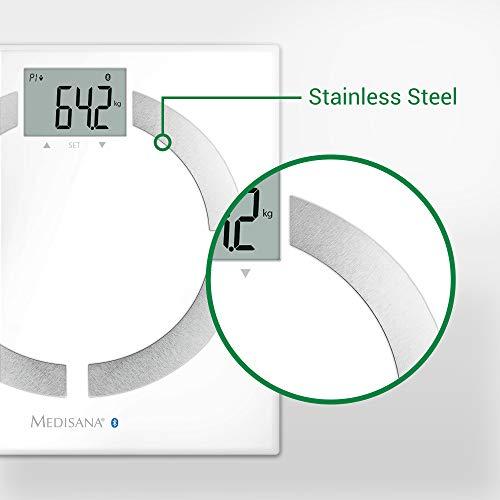 Medisana connect Körperanalysewaage zur Messung aller Körperdaten - 6