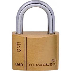Cadenas HERACLES laiton 40 mm