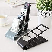 Mishrit Mobail/Remote Control Organiser Stand Shelf Rack Holder Universal MOBAIL TV- AC- DVD-Fan-Lighting (1 Pc)