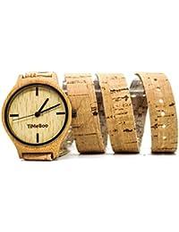 De Feel Good de bambú de Watch | Natural Vegan Fair – Mujer Relojes | grande