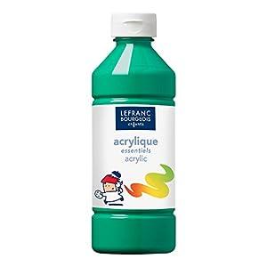 Lefranc & Bourgeois - Pintura acrílica líquida, 500 ml, Color Verde Claro
