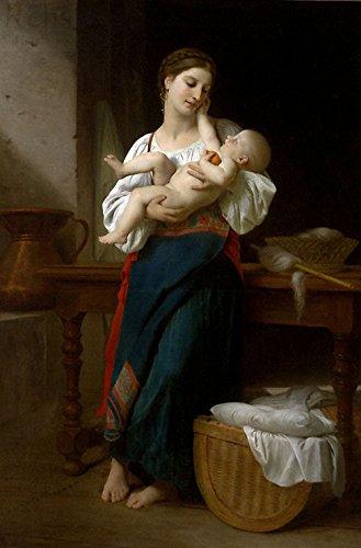 Das Museum Outlet-Premires Caresses-Poster (61x 45,7cm)