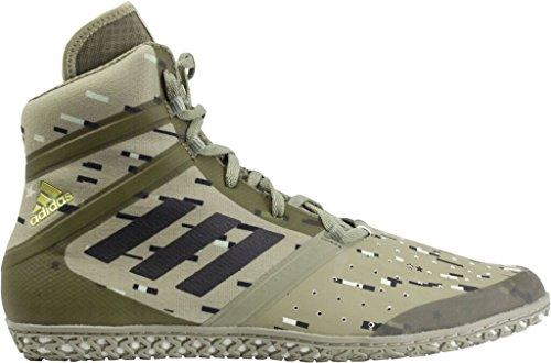 Adidas Flying Impact Chaussures de Bottes de Lutte pour Homme Cargo Taille UK 8.5