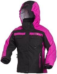 CMP Campagnolo - Ropa de esquí para niña, tamaño 176 UK, color nerón