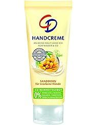 CD Handcreme Sanddorn, 6er Pack (6 x 75 ml)