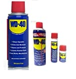 #7: WD 40 Family Combo Pack of 4 Sizes - 400ml, 170ml, 63.8 gms & 32 gms.