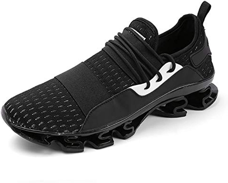new concept cd75d 34877 FHTD Scarpe da Corsa Sportive da Uomo Walking Scarpe da Ginnastica  Atletiche Scarpe da Ginnastica Moda
