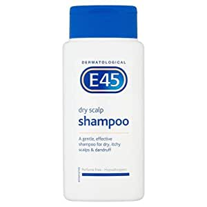 E45 Dermatological Dry Scalp Shampoo, 200 ml