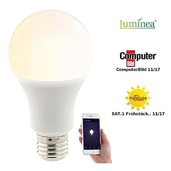 ampoule led connect e e27 10 w a blanc luminaires et eclairage. Black Bedroom Furniture Sets. Home Design Ideas