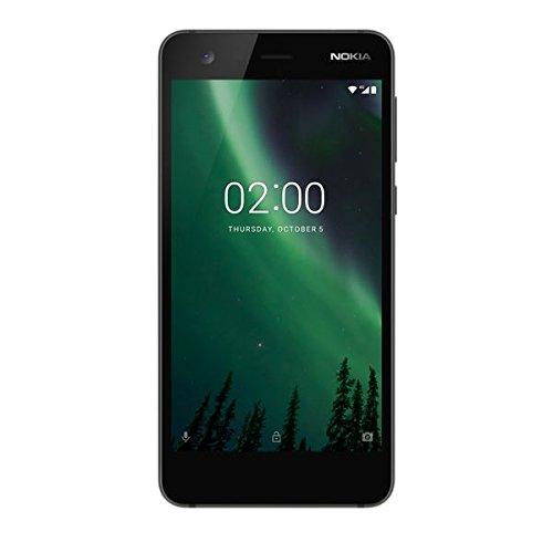 Nokia 2 11E1MB01A05 UK SIM-Free Smartphone - Black