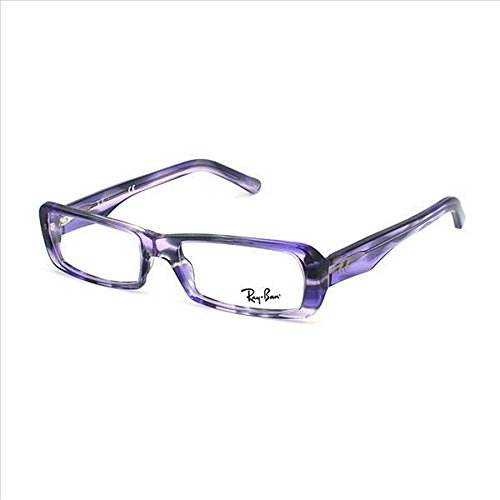 Ray Ban RX 5210 Violet Varigated (rx5210-5002)-53 53
