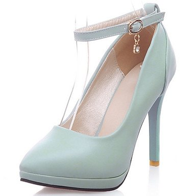 Zormey Women'S Shoes Stiletto Heel/Plattform/Schuhe Heels Party & Amp Abend-/Kleid Blau/Rosa/Mandel US6 / EU36 / UK4 / CN36