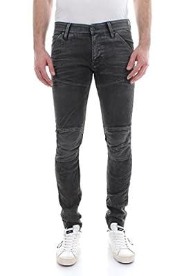G-Star RAW Men's 5620 3d Super Slim Grey Jeans