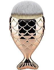 GUO Fibre capillaire visage pinceaux de maquillage de la capacité de réparation débutant