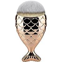 GUO Fibra capilar pinceles de maquillaje capacidad de reparación del principiante faciales
