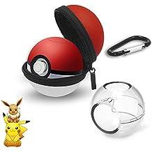 Etui portable Pokeball Plus - Etui de protection pour Nintendo Switch Etui Pokeball Plus - Pokemon Ball pour Nitendo Switch Accessoires