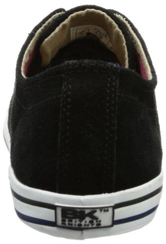 British Knights FAUX B32-3775 Herren Sneaker Schwarz (black 2)