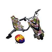 Smart Drifting Electric Scooter, 3 Wheels, 36V Battery, SC-02