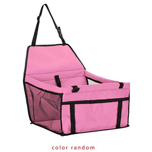 heacker Zufällige Farbe Sicher Waschbar Auto Pet Carrier Pad Sicher Carry Haus-Haustier-Auto wasserdichte Beutel-Korb-Haustier-Produkte -