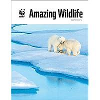WWF Amazing Wildlife Deluxe A5 Diary 2020