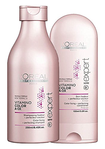 L'Oréal Serie Expert Vitamino Color AOX SET Shampoo 250 ml & Conditioner 150 ml