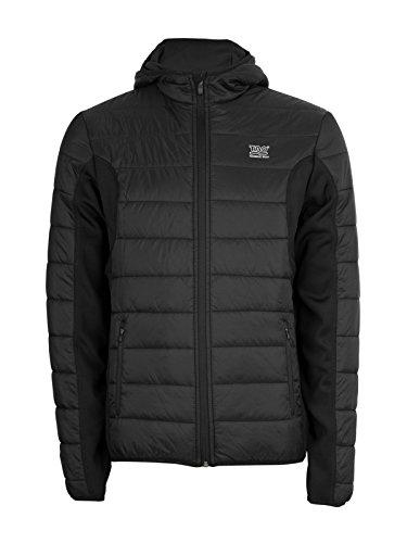 TAO Sportswear Herren Jacke Polaris Jacket Black