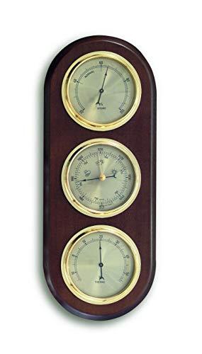 TFA 20.1064.03 - Estación metereológica analógica para Interior 3 esferas